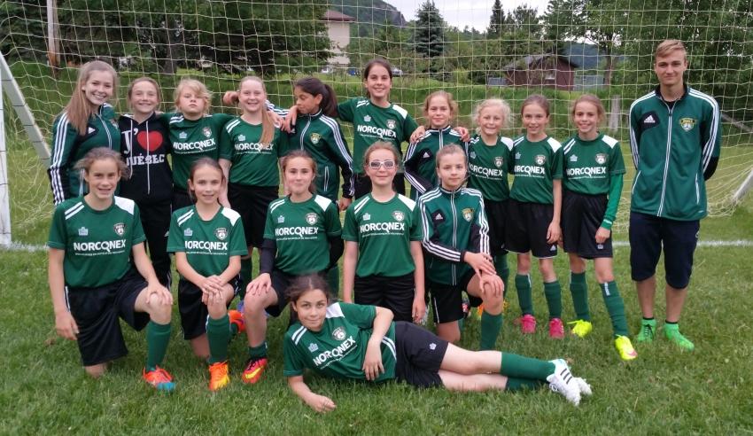 ASH U12 Girl Soccer Team