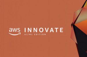 AWS innovate banner